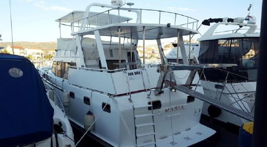 1984 Edership 45 Flybridge