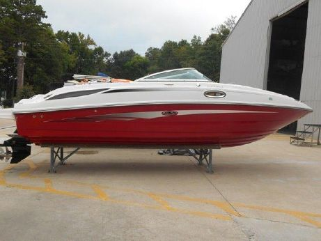 2012 Sea Ray 260 Sundeck