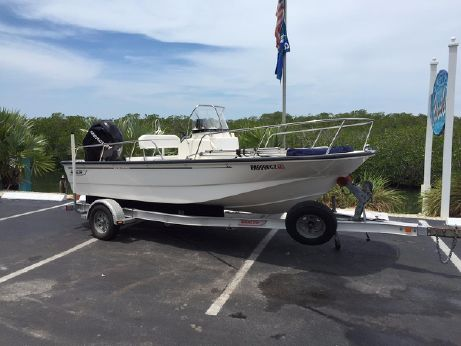 2008 Boston Whaler 170 Montauk