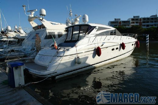 2007 Marine Project Princess v 58 h. t.