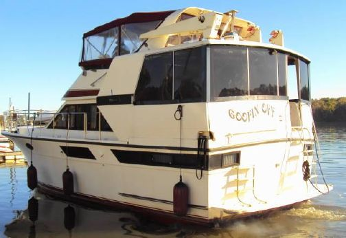 1987 Californian Motor Yacht
