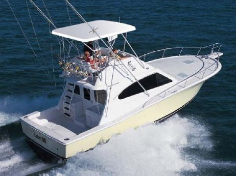 2008 Luhrs 38 Convertible