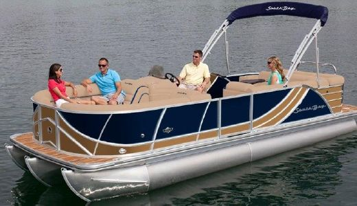 2017 South Bay 523 RS 2.75 Tripletoon