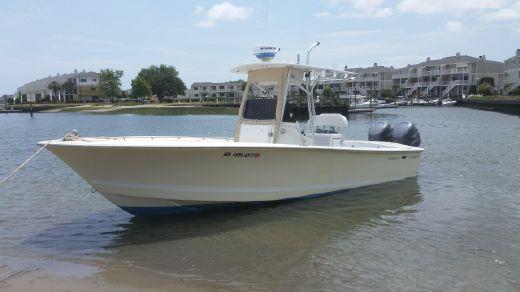 2001 Silverhawk Twin Outboard