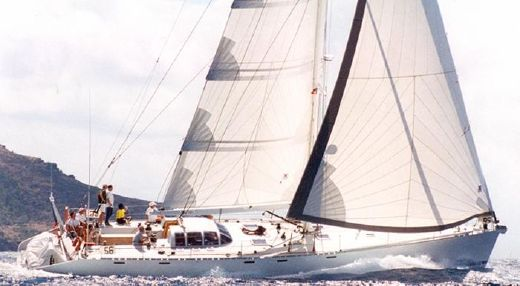 1991 Leguen Hemidy 67ft Cutter Rigged Sloop