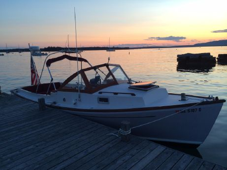 1976 Wasque Bayfield 26