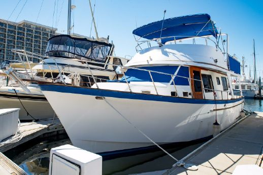 1984 Blue Seas Trawler