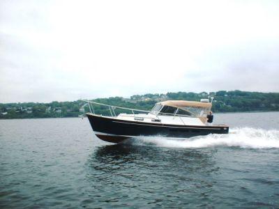2000Legacy Boat Downeast Cruiser