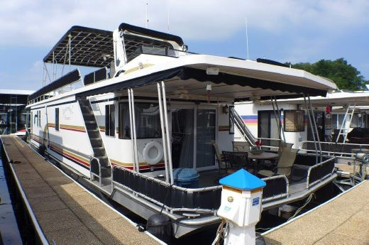 1999 Lakeview 16 x 68 Houseboat