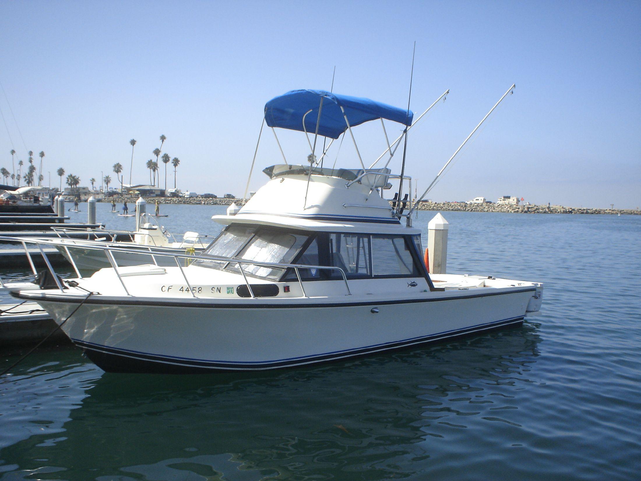 28 ft 1978 blackfin seastar