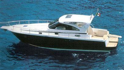 2001 Cayman 38 wa H.T