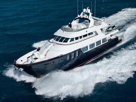 2017 Mcp Yachts GFT 98