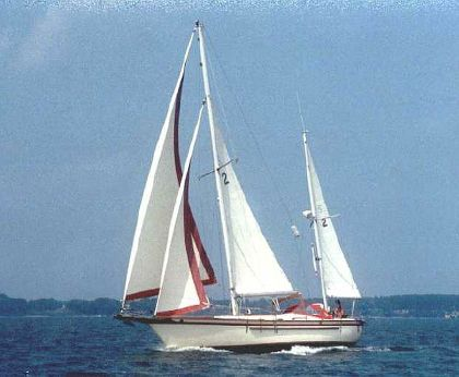 1982 Southern Cross 39' Ketch