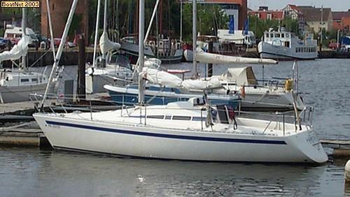 1994 Hanse 291