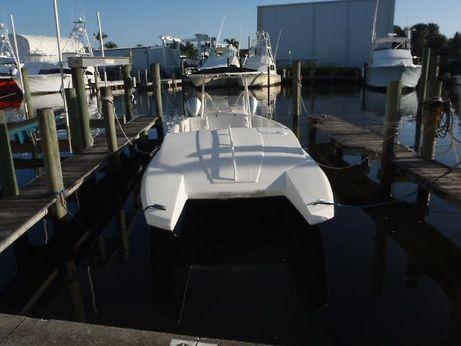 2000 Thunder Powerboats Kingfish 32 cc