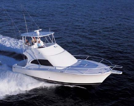 2008 Luhrs 41 Convertible