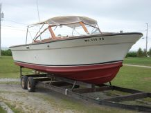 1969 Luhrs Picnic Boat
