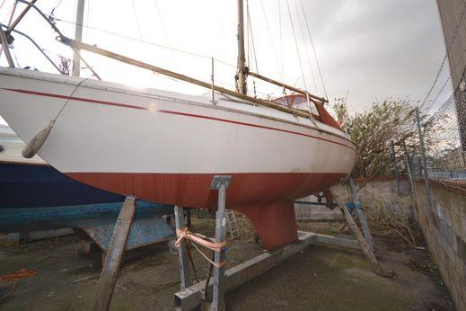 1980 Warrior yacht