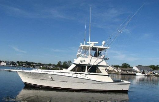 1986 Viking Yachts 41 Convertible