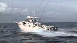 2007 Grady White Marlin - Bow Thruster/Diesel Generator