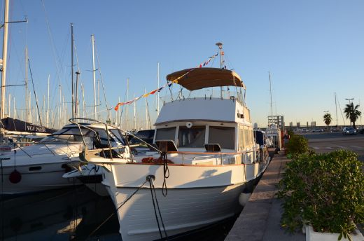 1990 Grand Banks 46 CL