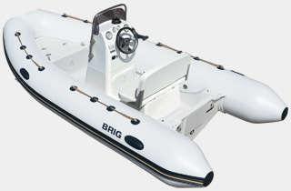 2013 Brig Falcon Rib Rider Deluxe 400