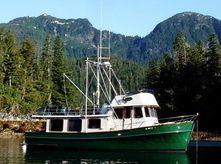 1977 Pacific Trawler