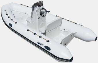 2013 Brig Falcon Rib Rider Deluxe 450
