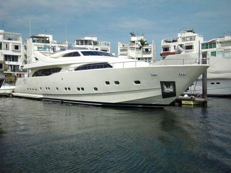 2005 Ferretti 112 Motor Yacht