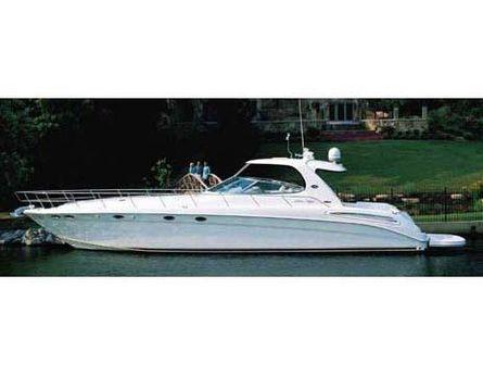 2004 Sea Ray 550 Sundancer
