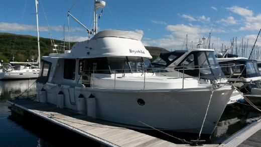 2013 Beneteau. Swift Trawler 34