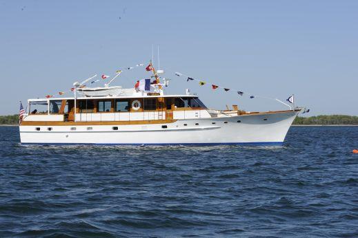 1965 Trumpy Classic Houseboat