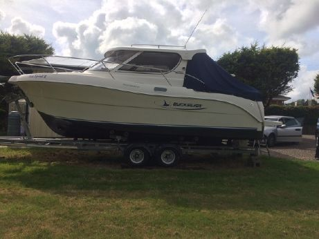 2008 Quicksilver 700 Weekend