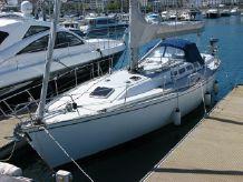 1988 Laurent Giles 43' light displacement cruiser