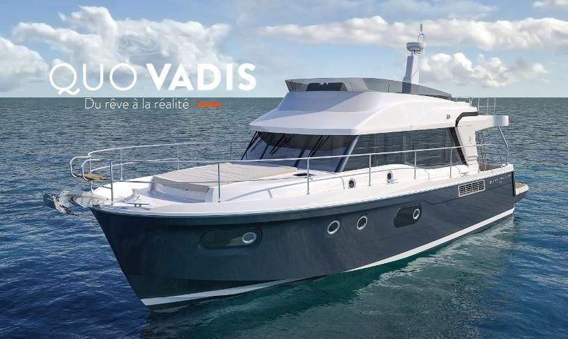 2019 Beneteau Swift Trawler 47 Power Boat For Sale - www yachtworld com