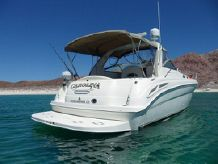 2001 Sea Ray 380 Sundancer