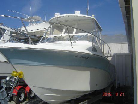 2007 Sea Fox 256WA Pro Series