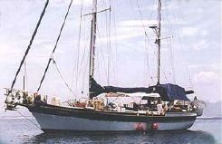 1976 Alden -Wellington Flush deck - Ketch