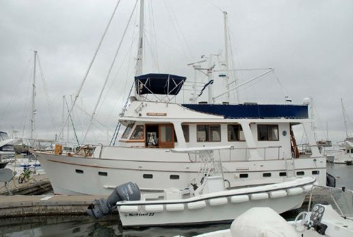 1984 Marine Trader 50 Motor Yacht