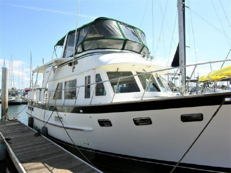 1999 Defever Aft Cabin Trawler Stabilized 44
