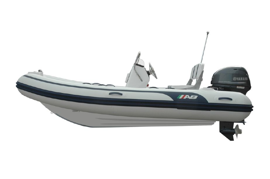 2018 AB Inflatables Alumina 13 ALX Power Boat For Sale - www