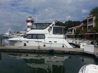 2000 Carver 406 Aft Cabin Motor Yacht