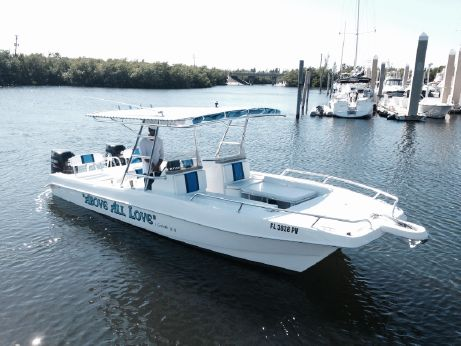 2015 Twin Vee Powercats 26 Dual Console Ocean Cat