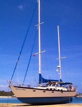 1984 Custom Offshore Ketch