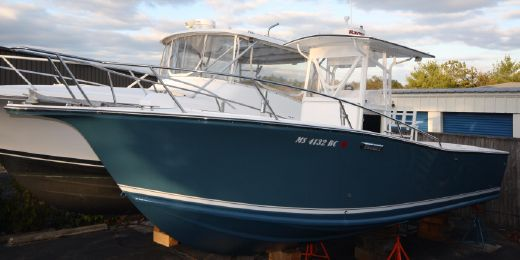 1996 Albemarle 262 Center Console FS