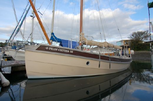 2006 Cornish Crabber Pilot Cutter 30