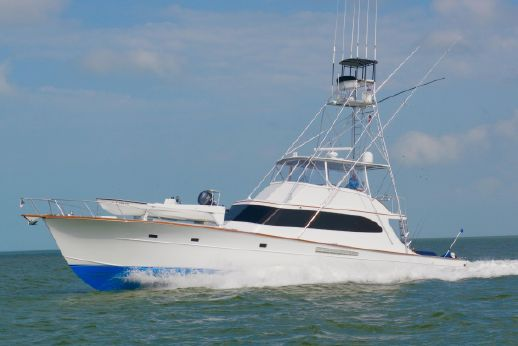 1990 Merritt Custom 63' Sportfish