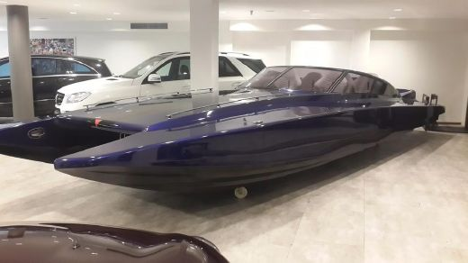 2017 Azzurro ZR