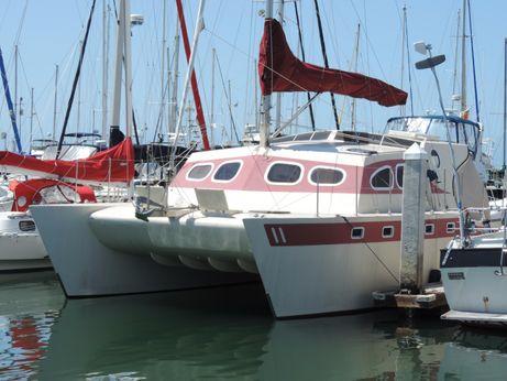 2013 Custom Catamaran