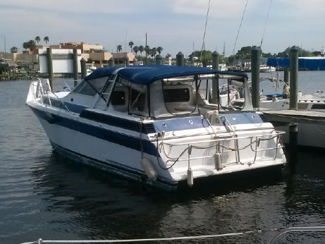 1988 Chris Craft Twdiesel 412 Amerosport Express